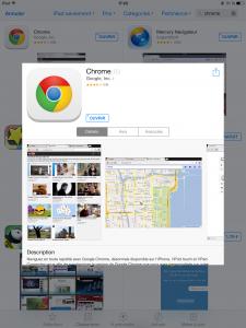 chrome ipad iphone