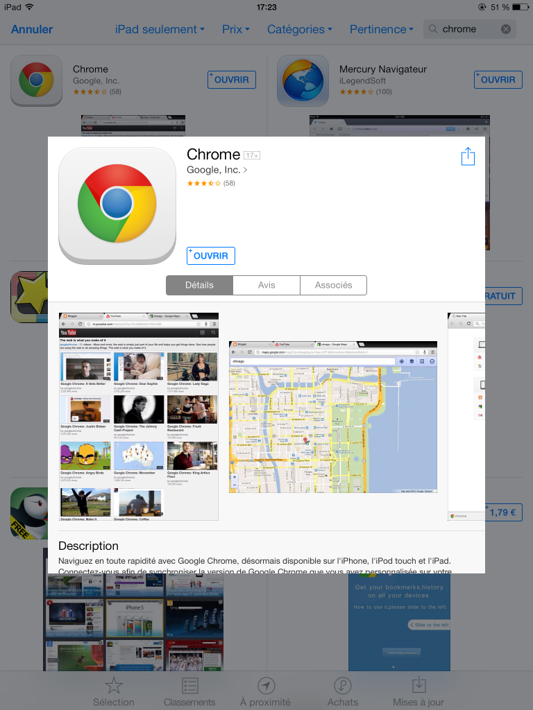 chrome ipad iphone